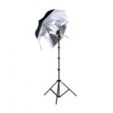 Набор Флуоресцентного света (Mini Kit) (I-2501B-1, Зонт UR-48SB-1, LH4E27-1, ML-28-4)